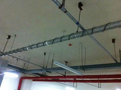 电伴热管道安装